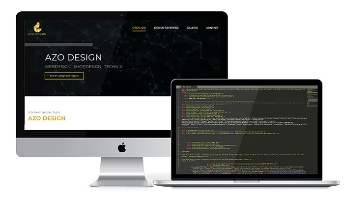 MockUp von Technik & Gestaltung